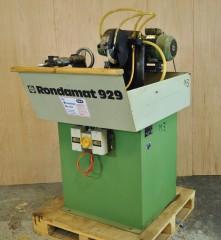 Weinig Rondamat R929 grinder