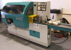 Griggio G23/4 four sided planer moulder