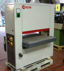 SCM UNO 900mm wide belt sander
