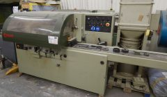 SCM Compact 22 Four Sided Planer Moulder