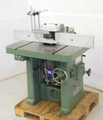 Wadkin EQ Spindle Moulder