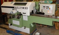 Weinig P22 N Four Sided Planer
