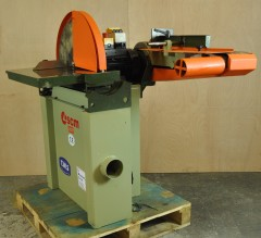 SCM DG60 Disc and Belt Sander
