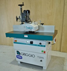 New Griggio T215 Spindle Moulder