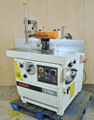 SCM T110i Tilting Spindle Moulder