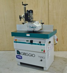 New Griggio T210 Spindle Moulder
