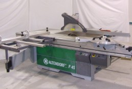Just In Altendorf F45 Panel saw