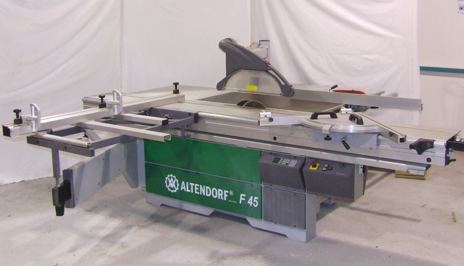 Altendorf F45 Panel saw