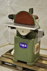 Wadkin BGY 3 Disc and belt sander