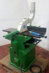 Wadkin 12″ BAO/S Planer thicknesser with dust hood