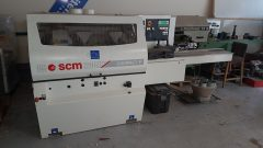 SCM Compact P Four sided planer moulder