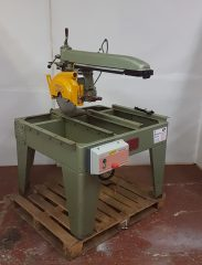 Wadkin 14  BRA Cross Cut Saw