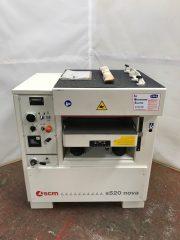 SCM S520 Nova Thicknesser