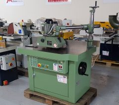 Wadkin BCC Spindle Moulder with 3 roller Power feed unit