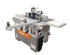Casadei F205 tilting spindle moulder with sliding table