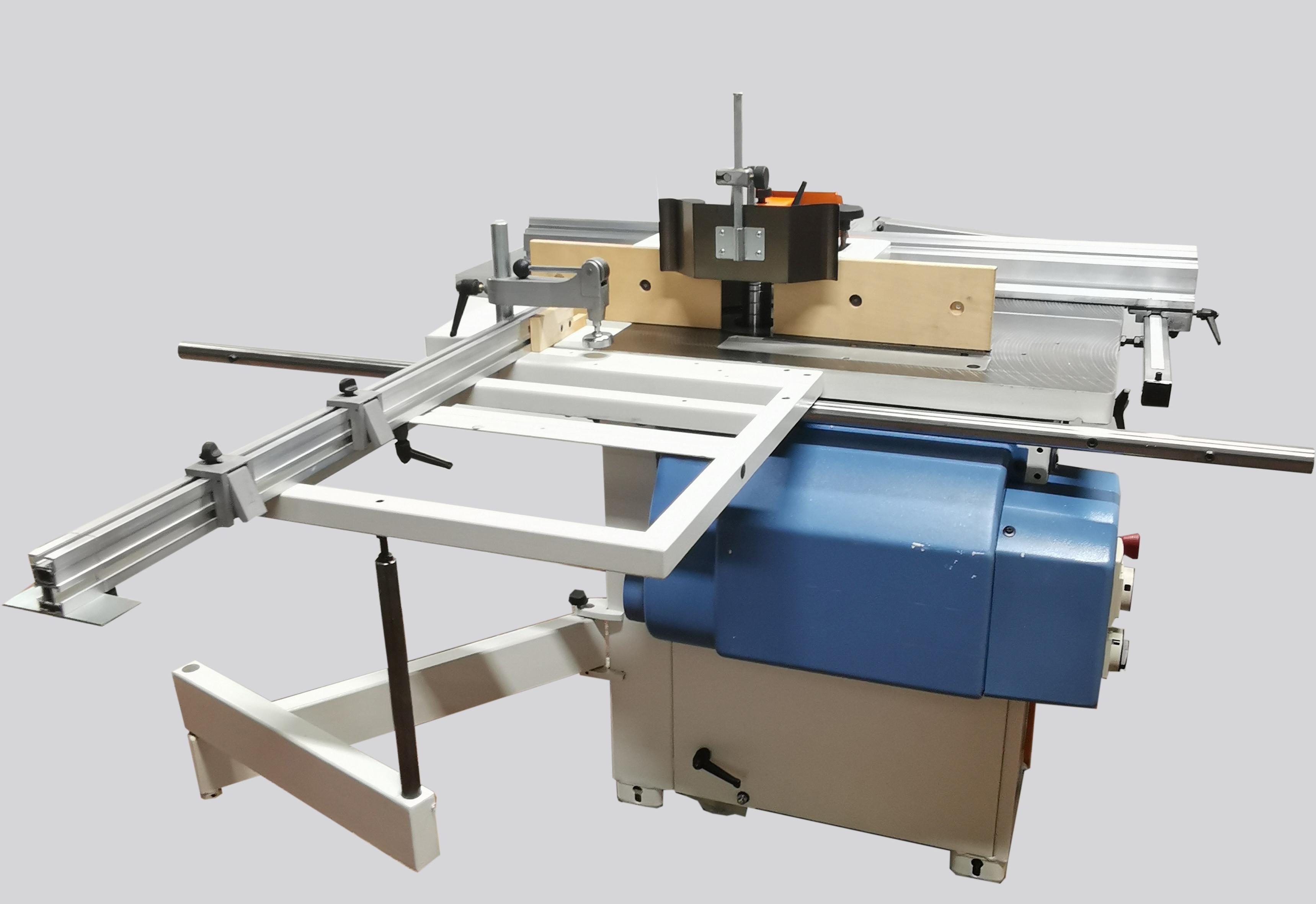 SCM Mini Max Lab 300 N universal woodworking machine, Saw, Spindle,