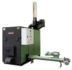 Talbott  T  range Automatic wood waste heaters