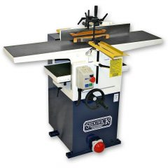 New Sedgwick PT planer thicknesser 255mm x180mm 1 phase