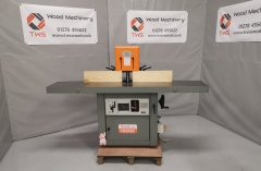 Wadkin Bel Spindle Moulder with extension tables