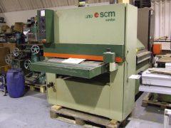 SCM UNO 900 wide belt sander