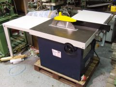 Sedgwick TA 450 Ripsaw with extension tables